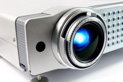 Video projector Stock Photos