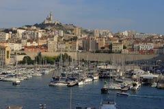 Vieux Port, Marseille Stock Image