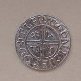 Viking coin Royalty Free Stock Image