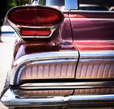 Vintage car, close-up. Stock Photography