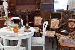 Vintage furniture Stock Photos