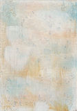 Vintage shabby canvas painted textured background Stock Photos