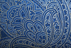 Vintage  wallpaper with vignette pattern Royalty Free Stock Photos