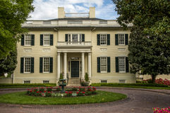 Virginia Executive Mansion Royalty Free Stock Photos