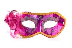Vivid carnival mask Stock Photos