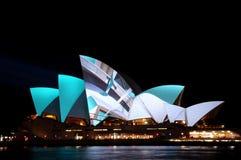 Vivid Sydney Stock Images