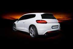 Volkswagen Scirocco Royalty-vrije Stock Foto's