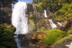Wachirathan Waterfall Royalty Free Stock Photography