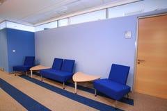 Waiting area Stock Photo