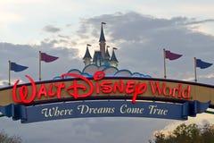 Walt Disney World Royalty Free Stock Photos