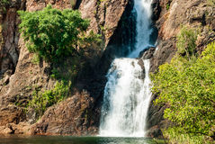Wangi Falls, Litchfield National Park, Australia Royalty Free Stock Photo