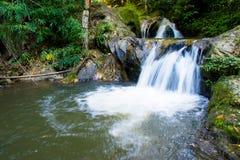 Wasserfall Mea Wong in chiangmai, Thailand Lizenzfreie Stockbilder