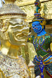 Wat Phra Kaew details Stock Photography