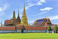 Wat Phra Kaew Grand Palace Bangkok Stock Photography