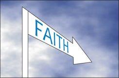 Way of Faith Stock Photos