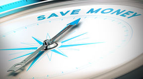 Way to Save Money Stock Images