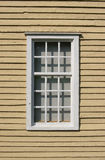Weathered  wooden window Stock Photos