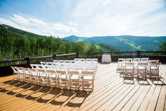 Wedding Ceremony Scene Stock Photos