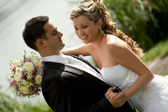 Wedding dance Royalty Free Stock Photo