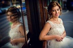 Wedding photo shoot Stock Photo