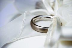 Wedding ring Royalty Free Stock Images