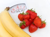Weigh scales Stock Photography