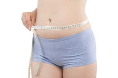 Weight loss. Stock Images