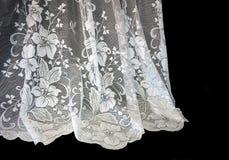 White Lace Royalty Free Stock Photo