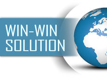 Win-Win Solution Royalty Free Stock Photo