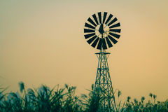 The windmill Royalty Free Stock Photography