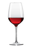Wine glass 2 Stock Photos