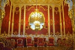 Winter Palace Royalty Free Stock Image