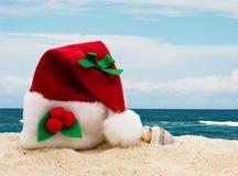 Winter vacation getaway Stock Images