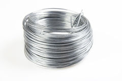 Wire coil Stock Photos