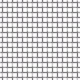 Wire mesh seamless pattern Stock Photo