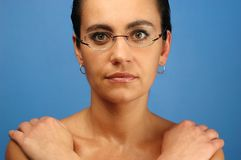 Woman - portrait - 1 Stock Photos