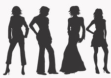 Women Royalty Free Stock Photos