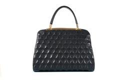 Women black bag Royalty Free Stock Photography
