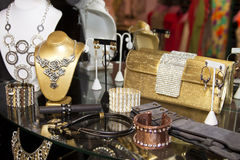 Womens Fashion Accessories Boutique Stock Image