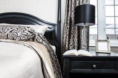 Master Bedroom Stock Image
