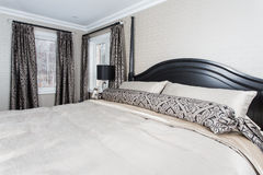Master Bedroom Royalty Free Stock Photography