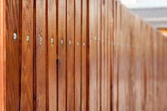 Wood fence Stock Images