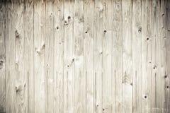 Wood plank fence Stock Image
