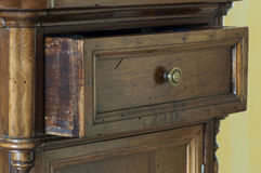 Wooden furniture Royalty Free Stock Photo