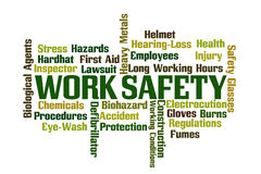 Work Safety Royalty Free Stock Photos