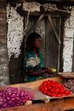 Working kenyan child,africa Stock Photography