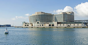 World Trade Centre, Barcelona, Spain Royalty Free Stock Image