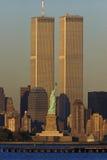 World Trade Towers Stock Image