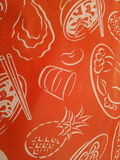 Wrapper orange wallpaper and backgruond Stock Images