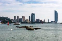 Xiamen Fotos de archivo libres de regalías